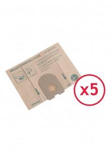 sacchetti carta H10/Compact Aspirapolvere Hoover 09178427